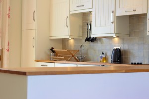 Holiday Apartment Seaview Kitchen