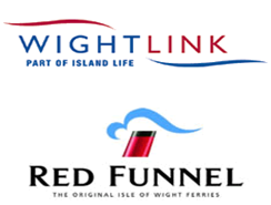 Ferry Travel with Red Funnel Ferries and Wightlink Ferries